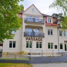 HOTEL PASSAGE Doksy