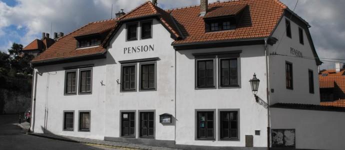 Pension U Soudu Český Krumlov