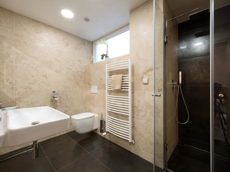 Koupelna Apartmá A4