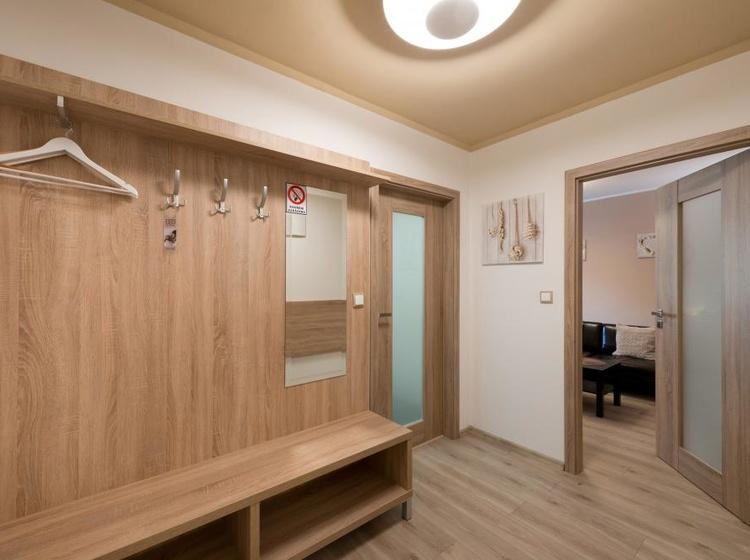 Předsíň Apartmá A4
