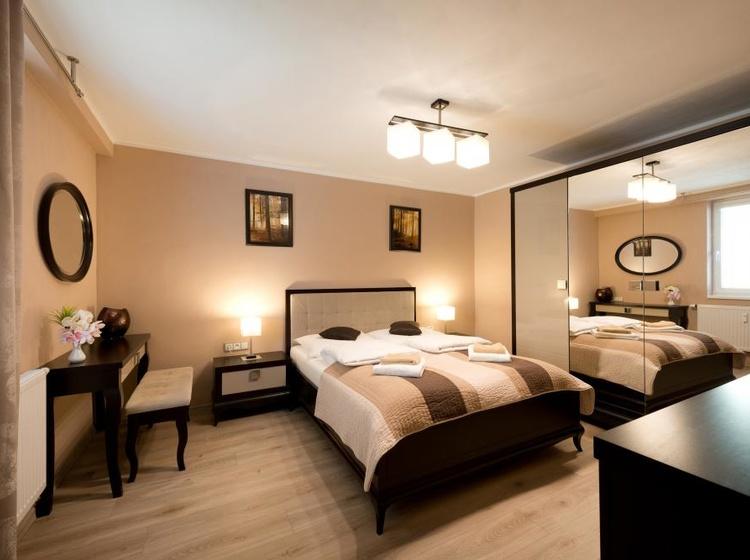 Ložnice Apartmá A4