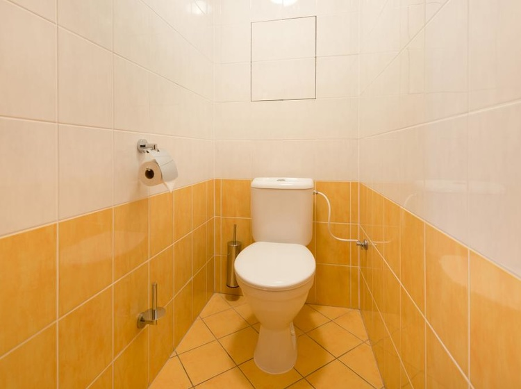 WC Apartmá A1
