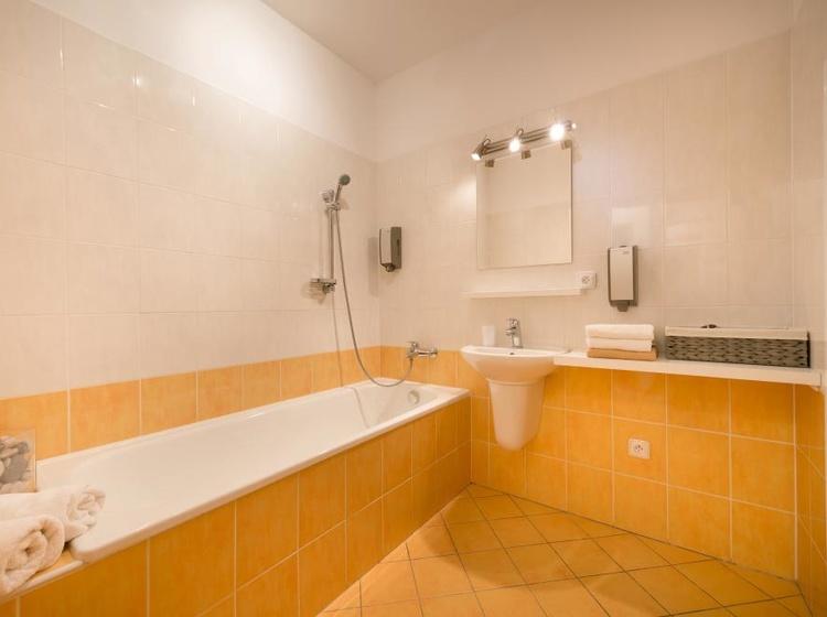 Koupelna Apartmá A1