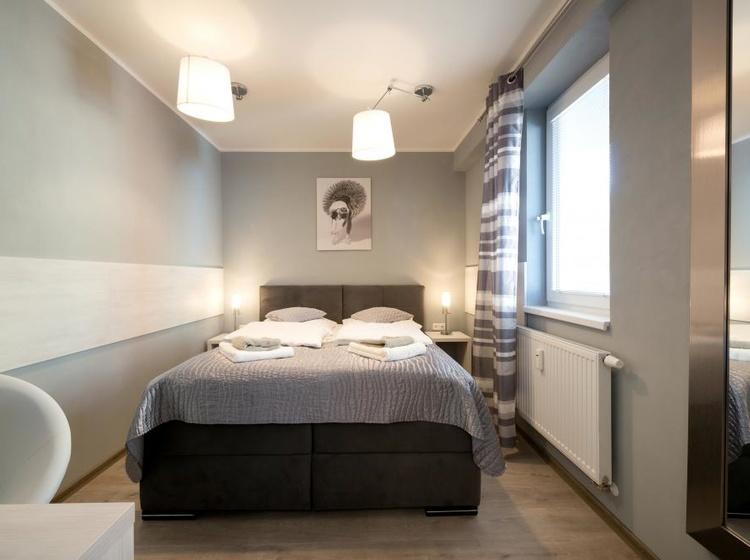 Ložnice Apartmá A5