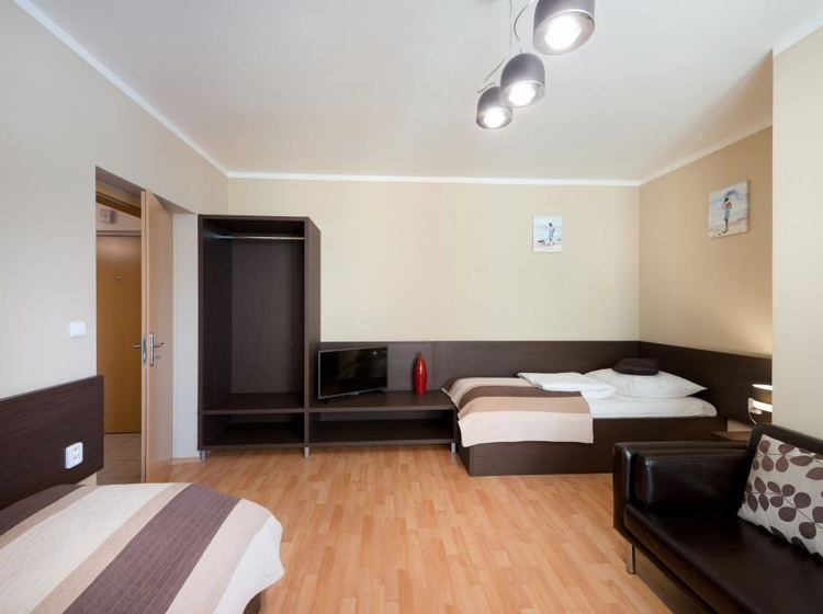 Ložnice Apartmá A7