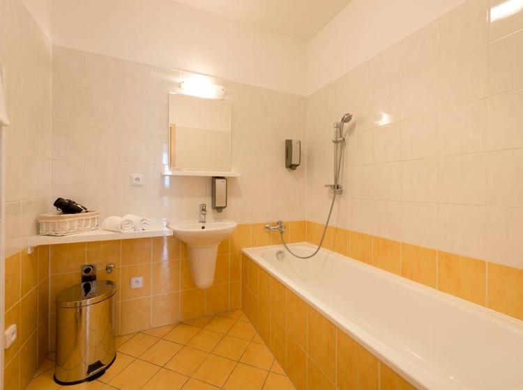 Koupelna Apartmá A2
