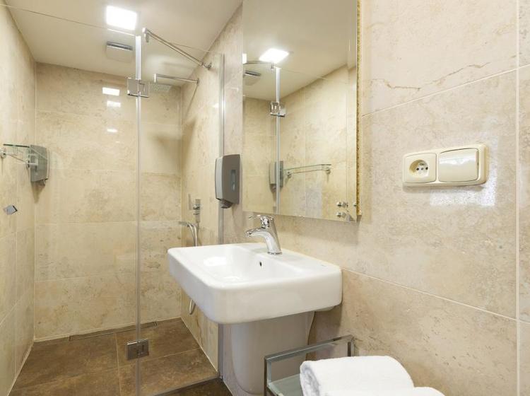 Koupelna Apartmá A6