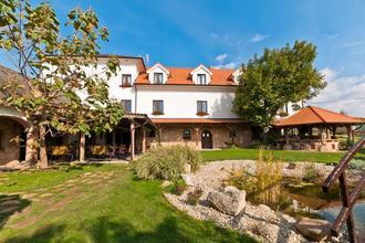 Villa Daniela - Venkovské sídlo milovníků vína Valtice