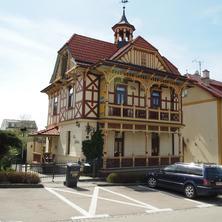 Penzion Vila Bellevue Luhačovice