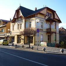 Penzion Vila Elektra Luhačovice