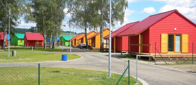 Rekreační areál Pahrbek Komárov