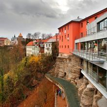 Hotel Rajská zahrada Nové Město nad Metují