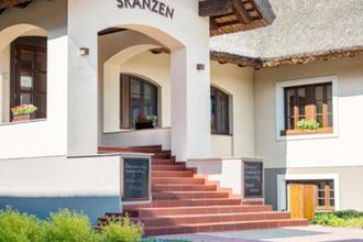 Hotel Skanzen-Modrá-pobyt-Svatomartinský pobyt