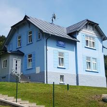 Blue Pension villa