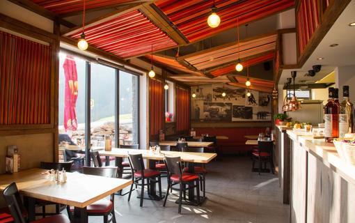Hotel U Kabinky Hotelová restaurace Karmela