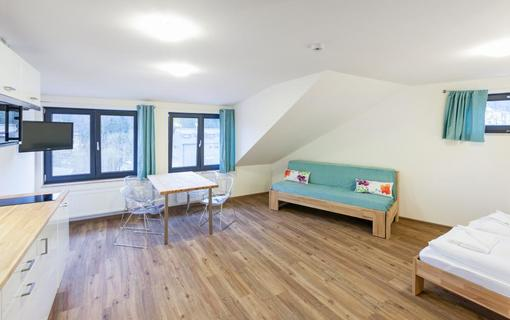 Hotel U Kabinky 1154280695