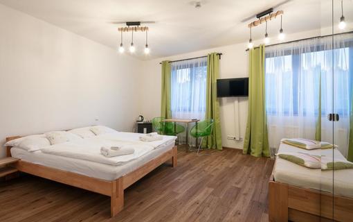 Hotel U Kabinky 1154280683