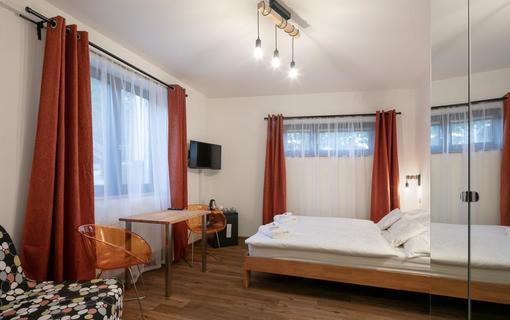 Hotel U Kabinky 1154280705