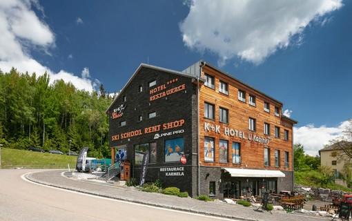 Léto na horách na 3 noci-Hotel U Kabinky 1154280667