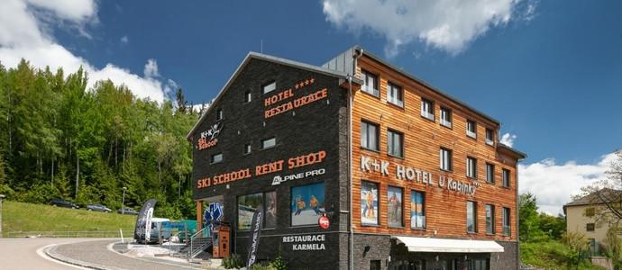 Hotel U Kabinky Janské Lázně