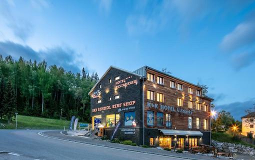 Hotel U Kabinky 1154280751