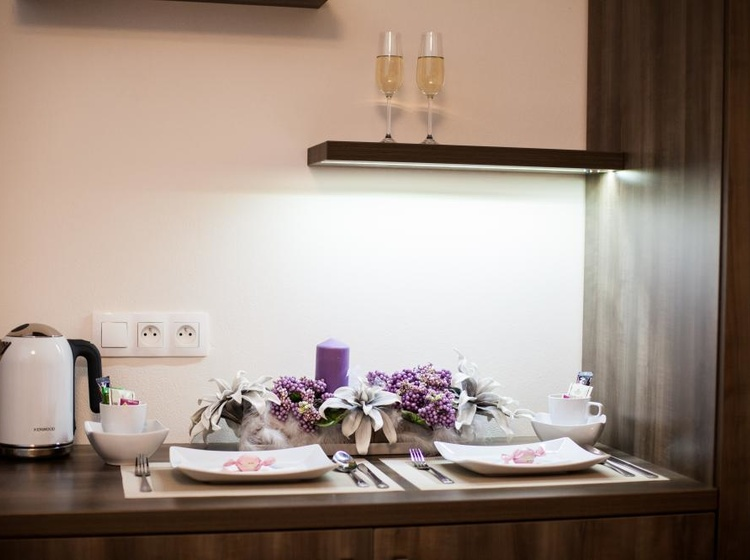 Gastro vybavení a minibar