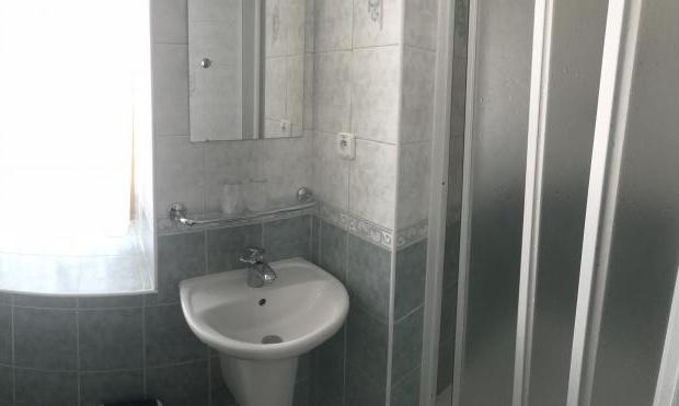 Koupelna - dvoulůžkový pokoj