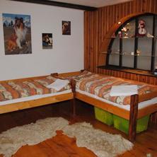Chata Lucie - dětský pokoj