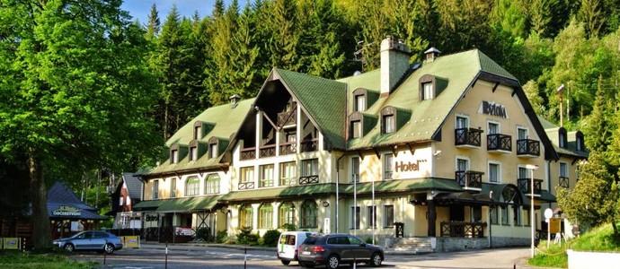 Hotel Ráztoka Trojanovice
