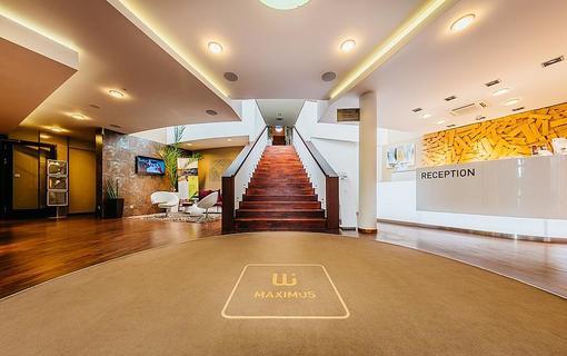 Maximus Resort Hotel Brno 1155977745