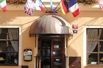 Elen´s Hotel Arlington Praha 48735254