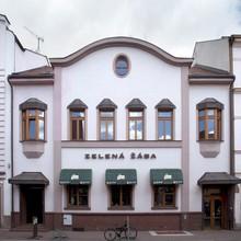Zelená Žába Pardubice