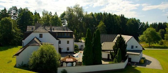 Hotel Tálský mlýn Žďár nad Sázavou