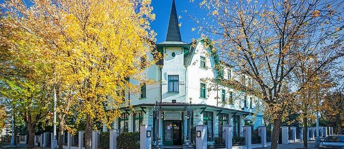 HOTEL VILLA VOYTA Praha