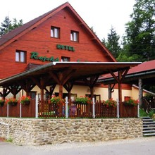 Hotel Rajská bouda Frýdlant nad Ostravicí