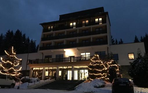 Hotel Kamzík Vánoční Kamzík