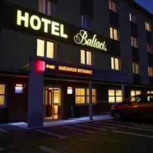 Hotel Baltaci U Náhonu Zlín