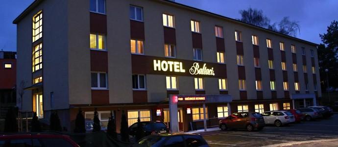 Hotel Baltaci U Náhonu Zlín 1123981178