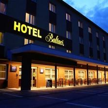 Budova hotelu - Zlín