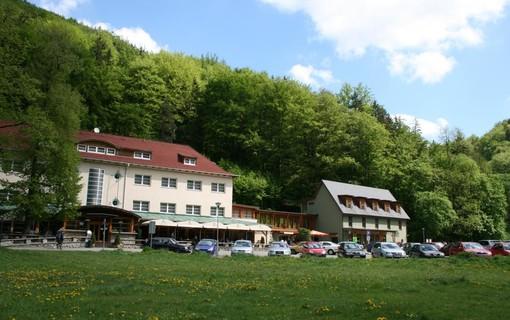Rodinný pobyt v Moravském krasu-Hotel Skalní mlýn 1133396553