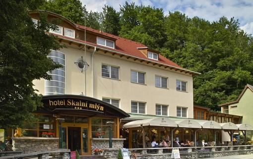 Rodinný pobyt v Moravském krasu-Hotel Skalní mlýn 1133396551