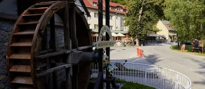 Hotel Skalní mlýn-Blansko-pobyt-Prodloužený víkend v Moravském krasu