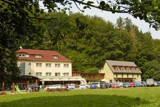 Hotel Skalní mlýn-Blansko-pobyt-Víkend v Moravském krasu
