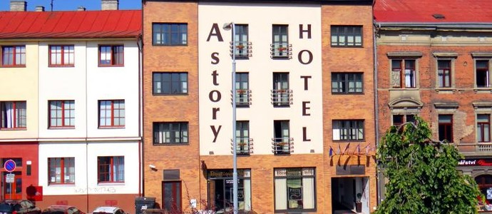 Hotel Astory Plzeň 1133397157