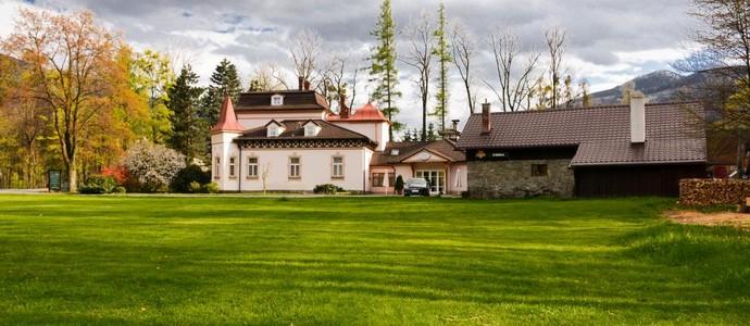 Hotel Zámeček Čeladná