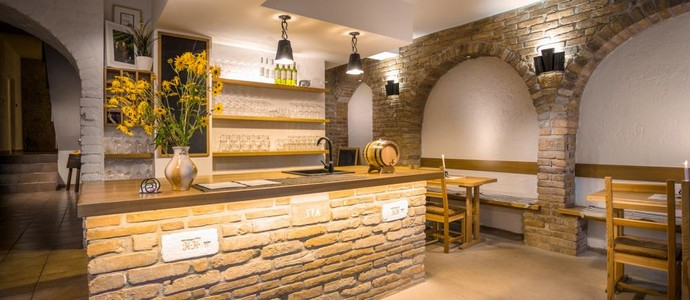 Penzion a vinařství U Vrbů Hustopeče 1124247468