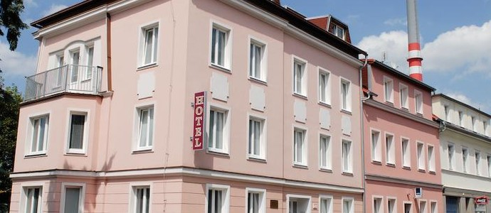 Hotel Almond Teplice
