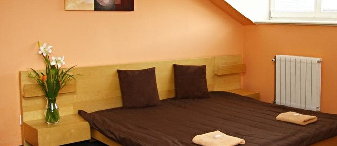 Hotel Almond Teplice 1117623836