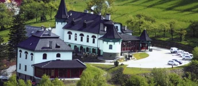 Hotel Zlatý orel (starý provozovatel) Ostravice