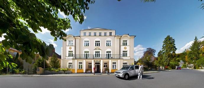 Wellness Hotel La Passionaria Mariánské Lázně